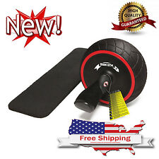 Perfect Fitness Ab Carver Pro Workout Iron Gym Speed Roller Abdominal Wheel