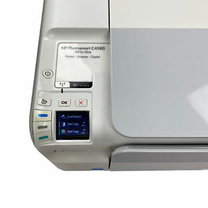 HP Photosmart C4480 All-in-One Inkjet Printer
