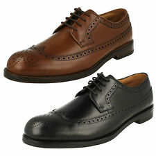 Clarks Lace-up Round Toe Formal Shoes for Men