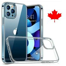 For Apple iPhone 12 / PRO / MAX / MINI Case - Clear Gel Case - Superior Quality