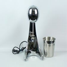 Oster 6627 Classic Chrome Milkshake Mixer With Stainless Steel Cup