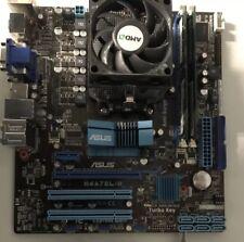 Asus amd motherboard cpu combo