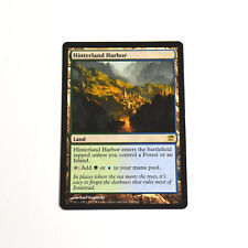 MTG HINTERLAND HARBOR Innistrad (MP) Rare English Normal