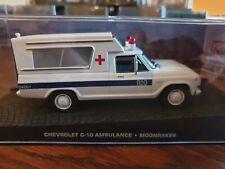 Chevrolet C-10 Ambulance, James Bond 007 Modellauto-Collection, Nr. 96, MR
