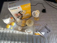 Medela Swing Flex Single electric breast pump Plus Extras
