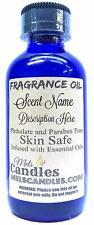 Gingerbread 4 Ounce / 118.29 ml Glass Bottle of Premium Fragrance / Perfume Oil