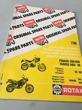 Aprilia Katalog Ersatzteil Pegaso 600 500 Tuareg 600 Antriebsmotor Rotax 90