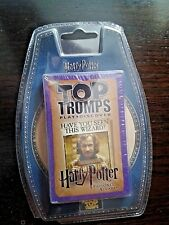 HARRY POTTER TOP TRUMPS CARDS HARRY POTTER and The Prisoner of Azkaban Trumps
