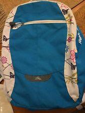 "18"" High Sierra Backpack School Bag Travel Gym Books Laptop Pink Blue White"