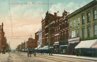 WOODSTOCK ON – Dundas Street looking West