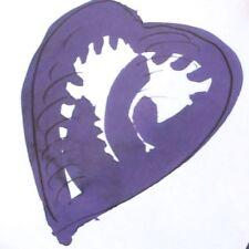 "RAYMOND PETTIBON PURPLE HEART ART COVER FOO FIGHTERS 7"" VINYL 2002 N.MINT"