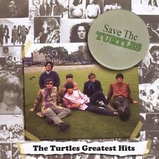 THE TURTLES CD - SAVE THE TURTLES: GREATEST HITS (2010) - NEW UNOPENED
