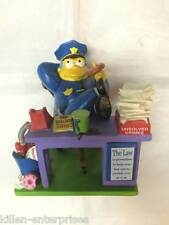 The Simpsons Springfield Citizens Sculpture Collection No Problemo Hamilton 2003