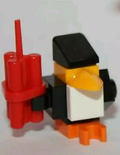 LEGO SUPER HÉROES DC MINIFIGURE PENGUIN & DYNAMITE FROM SET 76035 NEW