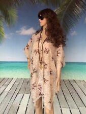 Regular Size Summer/Beach Geometric Dresses for Women