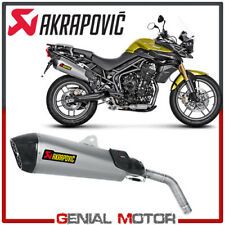Akrapovic Motorcycle Parts For Triumph Tiger 800 For Sale Ebay
