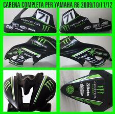 Kit adesivi per carene Yamaha R6 Racing