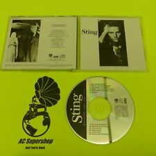 Sting nothing like the sun - CD Compact Disc