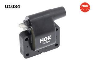 NGK Ignition Coil U1034 fits Mitsubishi Challenger 3.0 V6 (PA)
