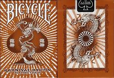 Karnival RYUJIN  Bicycle Playing Cards Poker Size Deck USPCC Custom Limited New