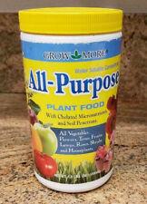 Grow More 7420 All Purpose Plant Food, 1.5lb