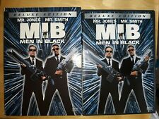 Men In Black (Dvd, 2002, 2-Disc Set, Deluxe Edition) includes slipcover