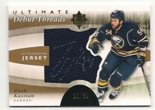 Zack Kassian 11-12 UD Ultimate Debut Threads Rookie Jersey & Autograph /50