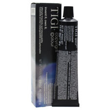 Colour Creative Creme Hair Color - # 8/1 Light Blue Blonde by TIGI Unisex - 2 oz