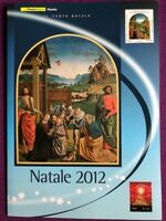 ITALIA - FOLDER 2012 - NATALE 2012 RARO