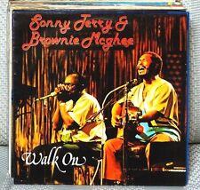 SONNY TERRY & BROWNIE MCGHEE – WALK ONLP N. 2783