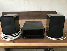 ONKYO CS-265DAB CD Hi-Fi Stereo Kompaktanlage 40 Watt