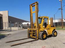 New ListingWiggins W156Y 15,000 lbs Industrial Forklift Cab Lift Truck Diesel bidadoo