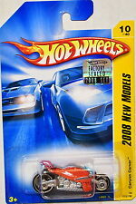 HOT WHEELS 2008 NEW MODELS CANYON CARVER ORANGE FACTORY SEALED