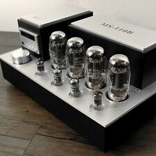 YAQIN MS-110B KT88 x4 Vacuum Tube Hi-end Integrated Power Amplifier 110v-240v