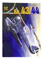 Aeronautica Rivista - Ali d'Italia N. 12 - Imam Ro 43 / 44 - ed. 1999