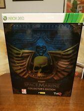 Warhammer: Space Marine Collector's Edition XBOX 360 PAL ITA USATO