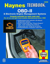 OBD-II and Electronic Engine Management Systems Haynes Techbook 10206