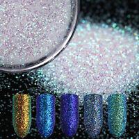 Nail Glitter Powder Chrome Pigment 3D  Nail Art Decoration Tips DIY