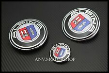 HOOD TRUNK EMBLEM BADGE FOR BMW ALPINA E46 E87 E90 E91 M3 323i 325i 330i 335i