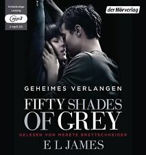 MERETE BRETTSCHNEIDER-MP3 FIFTY SHADES OF GREY-GEHEIMES VERLANGEN(SA) 2 CD NEU