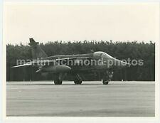 SEPECAT Jaguar GR1 14 Squadron RAF Bruggen Large Original Crown Photo, BZ670