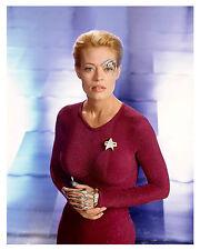 "--Star Trek ""Voyager""- (Seven Of Nine)-""Jeri Ryan"" Glossy 8x10 Photo -b-"