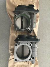 Nissan GTR R35 OEM AMS Ported Throttle Bodies (65mm to 63mm)