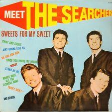 THE SEARCHERS  MEET THE SEARCHERS LP VINYL MINT 60'S MERSEYBEAT, LIVERPOOL SOUND