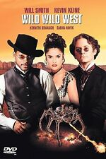 "Wild Wild West (DVD, 1999) PLUS ""Steel Assassin"" Interactive Game (DVD-RROM PC)"