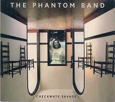 CD ALBUM DIGIPACK 9 TITRES--THE PHANTOM BAND--CHECKMATE SAVAGE--