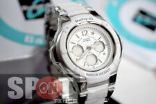 Casio Baby-G Alarm World Time Sports Ladies Watch BGA-120C-7B1