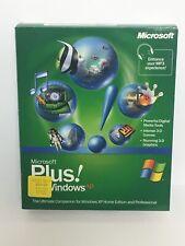 Microsoft Plus! Windows XP Big Box 2001 Complete W/ Key