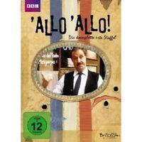 'ALLO 'ALLO! - DIE KOMPLETTE ERSTE STAFFEL 2 DVD NEU