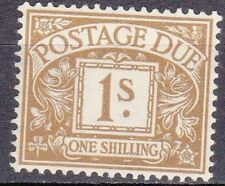 Great Britain Postage Due 1951 SG D39*